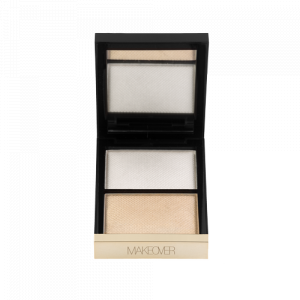 P071 Мерцающая пудра для лица SKIN ILUMINATING POWDER DUO POURES ILUMINA TRICES (Intensity One)