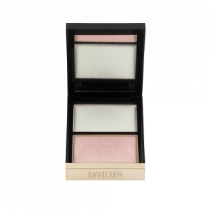 P072 Мерцающая пудра для лица SKIN ILUMINATING POWDER DUO POURES ILUMINA TRICES (Intensity Two)