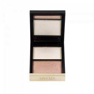 P073 Мерцающая пудра для лица SKIN ILUMINATING POWDER DUO POURES ILUMINA TRICES (Intensity Three)