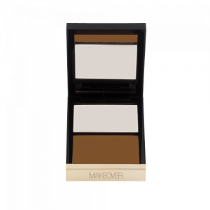 P074 Мерцающая пудра для лица SKIN ILUMINATING POWDER DUO POURES ILUMINA TRICES (Intensity Four)